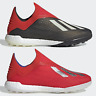 adidas X 18+ TF Mens Astro Turf Football Boots Laceless Red Black RRP £160 SIZES
