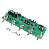 New A30 Stereo Pre-amp Preamplifier Tone Board Audio 2.0 Channel Amplifier Board