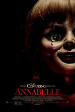 """ANNABELLE  - Movie Poster Flyer - 11X17"""" - PREQUEL TO THE CONJURING"""
