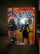 Marvel legends Retro X-MEN Storm Black Costume Variant