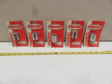 "5 TRU-TEST 19mm SOCKETS 3/8"" DRIVE ALL BRAND NEW SEALED US MADE BRAND NEW"