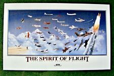 The Spirit of Flight Poster by ATK (Alliant Techsystems Inc.), new