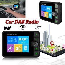 DAB Auto Radio Digital Empfänger Adapter Bluetooth FM Transmitter Ladegerät