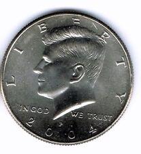 2004-P Brilliant Uncirculated Copper-Nickel Clad Copper Strike Half Dollar Coin!