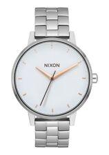 Nixon A099-3029 Kensington Women's Watch Silver 37mm Stainless Steel