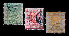 China 1878 stamp Used #219