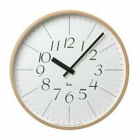 Lemnos RIKI CLOCK L WR-0312 L Wall Clock