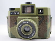Holga 120 120GCFN 120gcfn Camouflage Medium Format Film Camera
