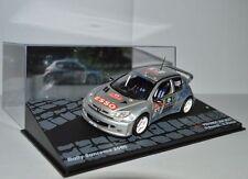 RALLY IXO DIECAST 1/43 Peugeot 206 Panizzi/Panizzi 2000 San Remo RAL048