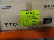 SAMSUNG STARON A3181 SOLID SURFACE UNDERMOUNT PEARL LAVATORY SINK 18x14x6