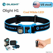 Olight H1 Nova CREE XM-L2 Cool White 500lm Versatile Headlamp w/ CR123A Battery