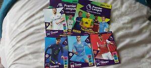 10 Panini Premier League 2021 / 2022 Football Stickers Plus 1 Ultra Extra Large