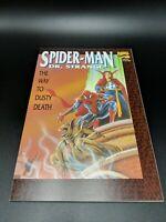 Spider-Man Dr. Strange The Way to Dusty Death TPB Roy Thomas Unread