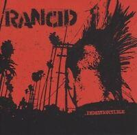 RANCID - INDESTRUCTIBLE  CD NEW