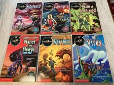 New listing Lost In Space Scholastic The New Journeys 1998 Complete Series 1-6 Pb Books