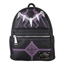 3d7a205151b0 Loungefly Marvel Black Panther Mini Backpack NEW Bag School