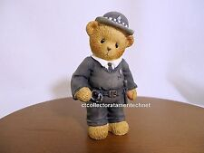 Cherished Teddies Police Woman Vowing to Serve & Protect 2007 Nib