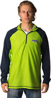 Seattle Seahawks NFL Antigua Playmaker 1/4 Zip Pullover Jacket- Size XL