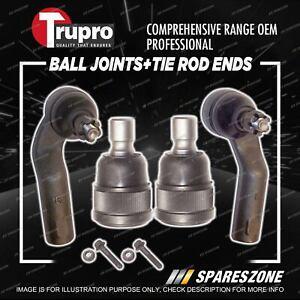 Trupro Ball Joint Tie Rod End Kit for Mazda 3 BK BL Sedan Hatch 1/2004-1/2014