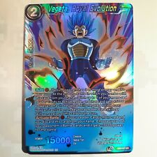 Vegeta, Royal Evolution SR - DBS CCG NM/M EB1-07
