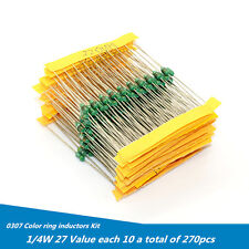 68mH 10/% PCB Induttore assiale 2 mm pitch buon valore 10pcs £ 3.95 Z1389