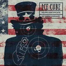 Ice Cube - Death Certificate - New Double Vinyl LP - 25th Anniversary