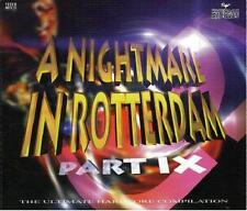 NIGHTMARE IN ROTTERDAM IX = Dj Paul/Neophyte/BSE/Attic...=2CD= HARDCORE GABBER!