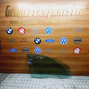 VW PASSAT 2010-13 DRIVERS RIGHT SIDE DOOR GLASS