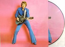 JOHNNY HALLYDAY VINYL LP - TUTTI FRUTTI - PICTURE DISC