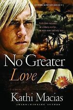 No Greater Love (Extreme Devotion Series: South Africa #1)