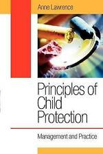 Principles of Child Protection: Management and Practice-ExLibrary