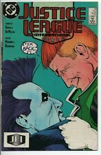 DC Comics JUSTICE LEAGUE INTERNATIONAL #19  VF/NM Nov. 1988