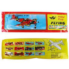 Avión Planeador Polietileno Flying Gliders Airacobra P-39 Power Prop a1335