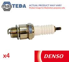 4x DENSO ENGINE SPARK PLUG SET PLUGS Q20TT I NEW OE REPLACEMENT