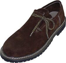 Trachtenschuhe für Herren in braun Schuhe Lederschuhe Haferlschuhe Halbschuhe
