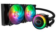 COOLER MASTER MasterLiquid ML240R RGB CPU Liquid Cooler Intel LGA1151/2066 AMD