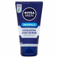 Nivea Men Invigorating Face Scrub, 75 ml - Pack of 3