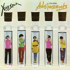X-RAY SPEX -  GERMFREE ADOLESCENTS (Clear LP Vinyl)  sealed