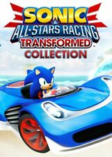 Sonic & All-Stars Racing Transformed Collection Global Free PC KEY
