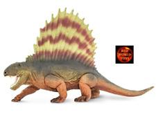 Modelo De Juguete De Dinosaurio Dimetrodon por SAFARI LTD 305729 * Nueva Con Etiqueta *