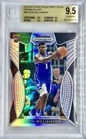 2019-20 Panini Zion Williamson Silver Prizm Rookie Card RC BGS 9.5 Gem Mint 🔥📈