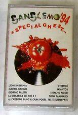 VARI - SANSCEMO '94 - Musicassetta Sigillata MC K7