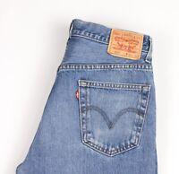 Levi's Strauss & Co Herren 505 Reguläre Passform Gerades Bein Jeans Size W36 L32