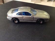 1992 Matchbox  BMW 850i World Class - Nice Condition - Silver