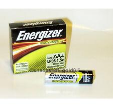 4 Energizer Industrial AA Alkaline Batteries (EN91, LR6)