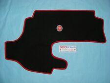 FIAT 500 F/L/R EPOCA COPRI BAULE IN MOQUETTE + STEMMA FIAT COFANO ANTERIORE NEW