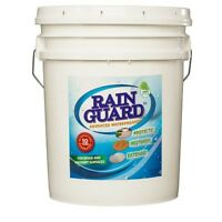 Rainguard Advanced Waterproofer Sealer 5 Gal 10 Year Concrete, Brick, Wood