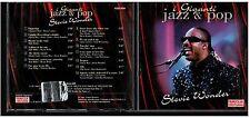 CD - 2048 -  I GIGANTI JAZZ & POP  STEVIE WONDER
