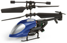 Nano Remote Control Helicopter Miniature Indoor Flying LED Microcopter