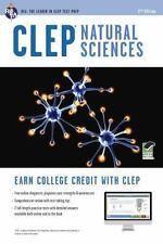 CLEP Natural Sciences Book + Online CLEP Test Preparation